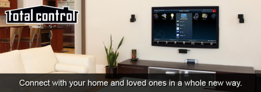 Total control solutions home automation for Total home control